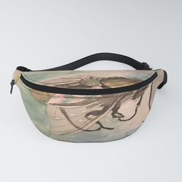 I could not kill a fly. I would not tell a lie? Fanny Pack