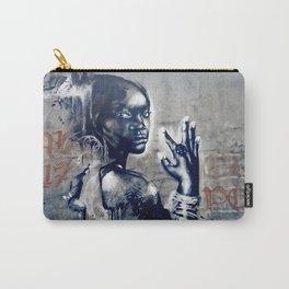 Ale Bonjo / Sámara-Uganda Orphans Collaboration Carry-All Pouch