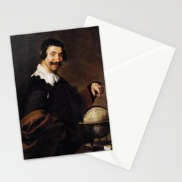Diego Velázquez - Democritus Stationery Cards