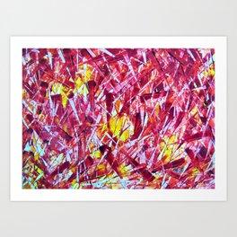 """""""Heart Murmur"""" Art Print"""
