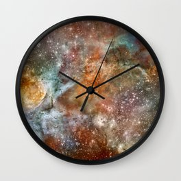 Acrylic Multiverse Wall Clock