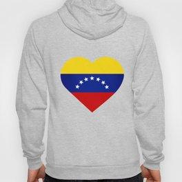 Venezuelan heart - Corazon Venezolano Hoody