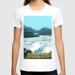 Dart River Valley, Glenorchy T-shirt