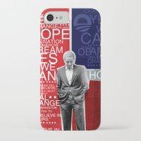 obama iPhone & iPod Cases featuring Barack Obama by kaseysmithcs