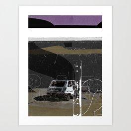 ROUGHKut#050916 Art Print