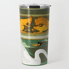Oiseaux Travel Mug