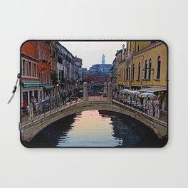 Venice, Italy Morning Laptop Sleeve