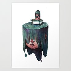 tubception Art Print