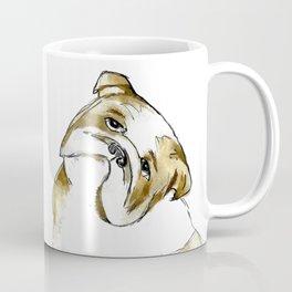 Bulldog Coffee Mug