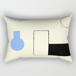 Sophie Taeuber Arp Composition II Rectangular Pillow