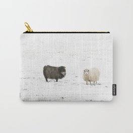 Icelandic Sheep III Carry-All Pouch
