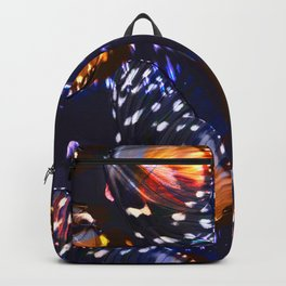 Abstract Butterfly Pattern #2 Backpack