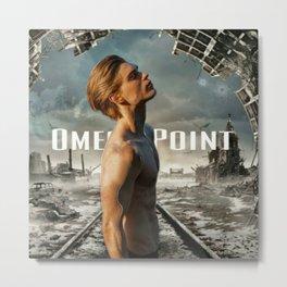 Omega point Metal Print