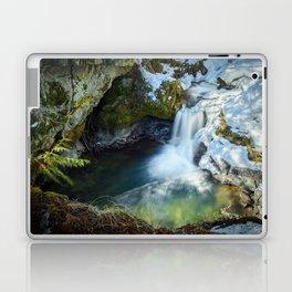 Paradise Falls 1 Laptop & iPad Skin