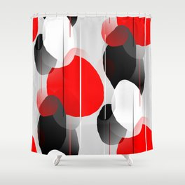 1950S Shower Curtains