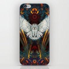 The Great Grey Owl iPhone & iPod Skin