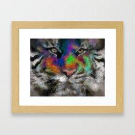 ME-ow Framed Art Print
