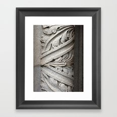 Granite Medium Framed Art Print