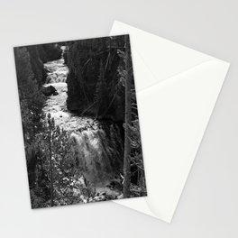 Yellowstone Kepler Cascades Stationery Cards
