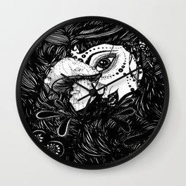 Second Sight Wall Clock