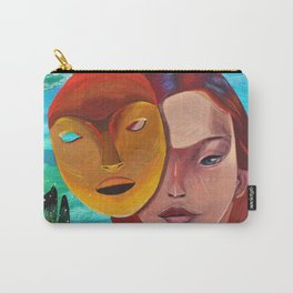MerMaid and The Mask Carry-All Pouch