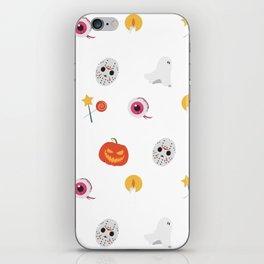 Trick or Treat Happy Halloween Everyone iPhone Skin