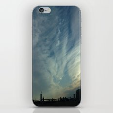 Beauty in the Sky iPhone & iPod Skin