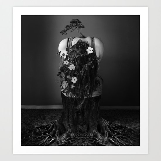Steal Your Carbon Art Print