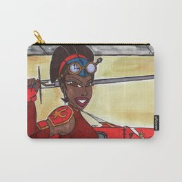 The Lady and the Airships Carry-All Pouch