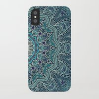 lace iPhone & iPod Cases featuring LACE by Monika Strigel