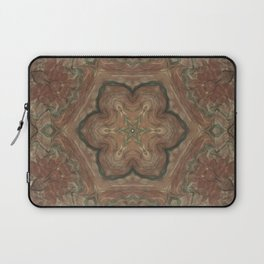 Terracota + Moss Laptop Sleeve