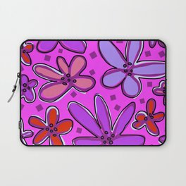 Fantasy Flowers Laptop Sleeve