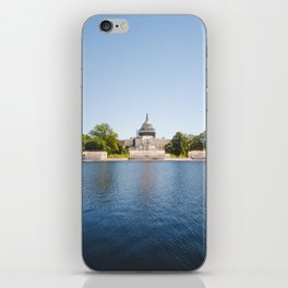 Capitol Reflection iPhone Skin