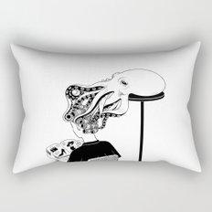 Octopus Salon Rectangular Pillow