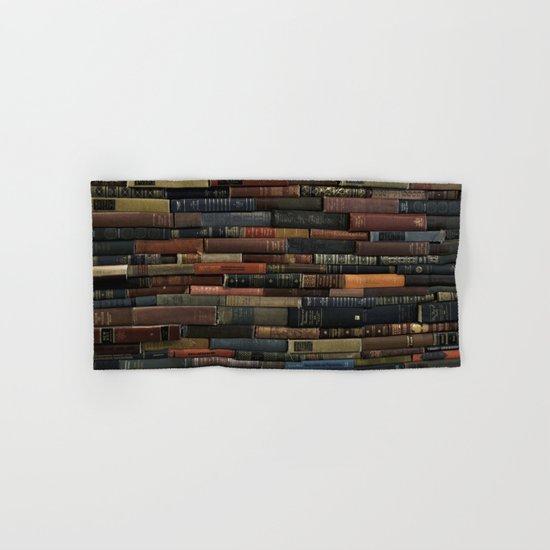Books on Books Hand & Bath Towel