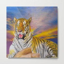 Tiger # 2 Metal Print