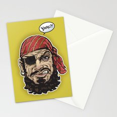 Yarg Pirate! Stationery Cards