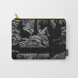 Railroad Ties Carry-All Pouch