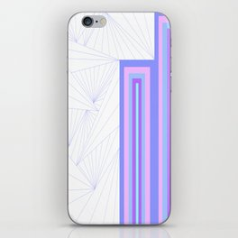 Pattern Number One iPhone Skin