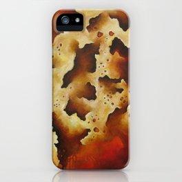 Biomorphic Untitled 4 iPhone Case