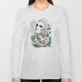Flower Wall Long Sleeve T-shirt