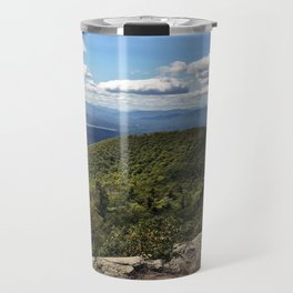 Summit View, Pleasant Mountain, Maine Travel Mug