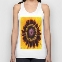 sunshine Tank Tops featuring SUNSHINE by Annie Koh