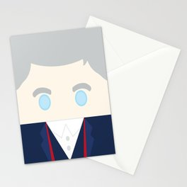 Cipaldi 12th doctor Stationery Cards