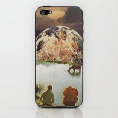 Secret lagoon  iPhone & iPod Skin