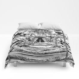 AL BUEN TIEMPO, MALA CARA Comforters