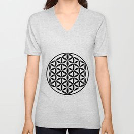 Pure Energy The Flower of Life Unisex V-Neck