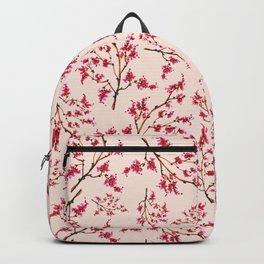 Japanese Cherry Blossom Backpack