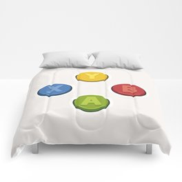 Xbox - Buttons Comforters