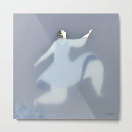 Dona d'aigua III Metal Print